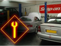 Cars in the Shop, Full Master Service in Northampton, Northamptonshire